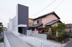 A house 2.7 m wide and 27 m long by FORM / Kouichi Kimura Architects