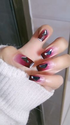 DIY Nail art designs that are actually very Easy. Get to the parties with the latest designs and styles. The diy nail designs is perfect for you, which you Nail Art Designs Videos, Nail Art Videos, Diy Nail Designs, Nail Designs For Summer, Nail Art Diy, Diy Nails, Manicure, Nail Nail, Ombre Nail Art