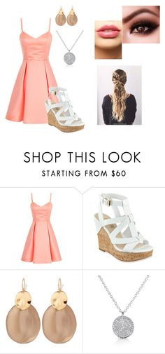 """""""Prom 101"""" by air-bear-disigns on Polyvore featuring GUESS, Alexis Bittar and LASplash"""