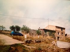 My old rural house in Spain. Nestled in the Sierra Del Segura. South East Spain.