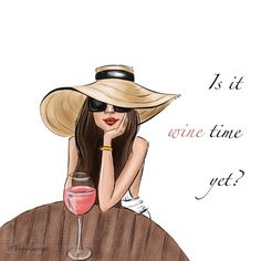 """Fashion Illustration na Instagramu: """"I have a question🤔 #winetime#isitwinetime#illustration#digitalpaint#fashionillustration#módníilustrace"""" Wine Time, Disney Characters, Fictional Characters, This Or That Questions, Disney Princess, Illustration, Design, Fashion, Moda"""