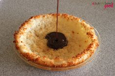 Lick The Bowl Good: Pie Party Recipes: Chocolate Macaroon Pie