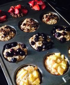21 Day Fix Oatmeal Muffins! // 21 Day Fix // // fitness // fitspo // workout // motivation // Meal Prep // breakfast // exercise // Inspiration // recipe // recipes 21 Day Fix Breakfast, Breakfast Desayunos, Breakfast Recipes, Breakfast Ideas, Breakfast Egg Muffins, Healthy Breakfast On The Go, Brunch Ideas, 21 Day Fix Recipes Dessert, Meal Prep Breakfast