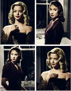 Pretty Little Liars ~ Shadow Play. I wish that I could be in a film noir show.