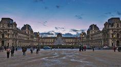 Fotografía Musée du Louvre por Jorge Gordon Fernandez en 500px