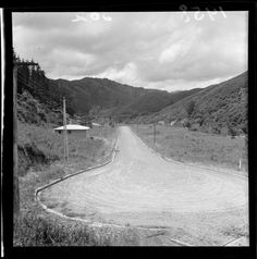 Photograph taken for the Evening Post newspaper of Wellington by an unidentified staff photographer. Quantity: 1 b&w original negative(s). Old Pictures, Old Photos, Maori People, The Hutt, New Zealand Landscape, Nifty, Sunnies, Channel