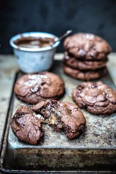 Thickest And Chewiest Double Chocolate Chip Cookies | Best Recipes Ever