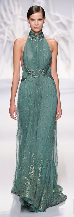 Abed Mahfouz Haute Couture Fall-Winter 2013-2014l