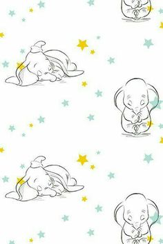 Discover all you need to know about Disney movies, live shows, holidays, parks and the latest magical gifts from shopDisney. Cute Disney, Baby Disney, Disney Art, Disney Pixar, Dumbo Baby Shower, Baby Dumbo, Dumbo Nursery, Disney Nursery, Disney Phone Wallpaper