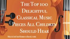 Listen to this free gift of music. Music in our Homeschool| Music for children |Classical Music| Classical music all children should hear Listening To Music, Music Music, Christmas Music, Classical Music, Appreciation, The 100, Homeschool, Noel, Classic