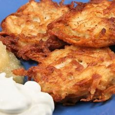 Modern Manna recipe / Adams award-winning potato latkes - Israel News ...