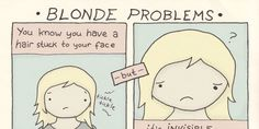 3 Problems Only Blonde People Understand -Cosmopolitan.com