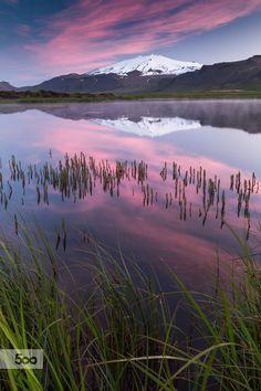 Fotograf Snæfellsjökull Gateway to the center of the earth von Siggi B auf 500px