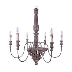 Found it at Joss & Main - Chauncey 6-Light Candle Chandelier