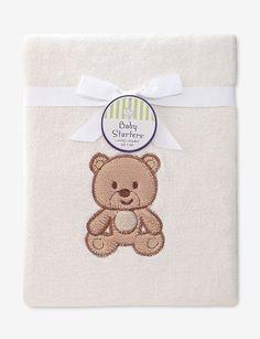 Baby Starters® Little Bear Cuddly Blanket