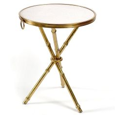 Riviera Side Table - Occasional Tables - Furniture - Products - Ralph Lauren Home - RalphLaurenHome.com