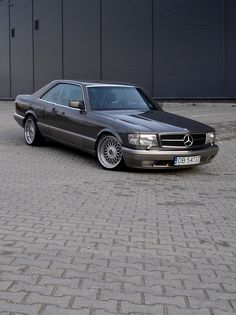 The Unofficial W126 Coupe SEC picture thread. - Page 43 - Mercedes-Benz Forum