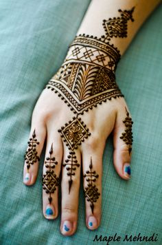 Moroccan Hand | by B.Bubble