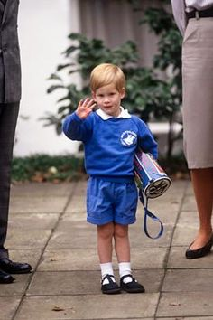 little Prince Harry