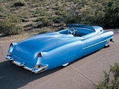 Cadillac Kashmir Custom Roadster, 1952