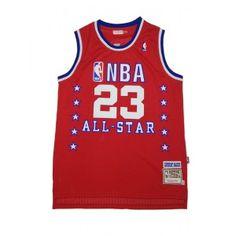 Michael Jordan Jersey, Chicago Bulls, All Star, Jordans, Number, Red, Stuff To Buy, Star, Converse