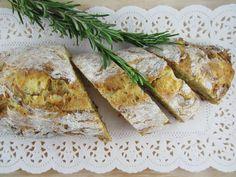 Zwiebel-Rosmarin-Brot   Schlemmer Dilemma ... jeder kann kochen ... und backen!