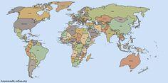 Viajar alrededor del mundo y conocer todos los continentes.