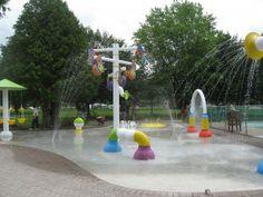 Mississauga Splash Pads-List of locations Splash Pad, Campaign, Community, Marketing
