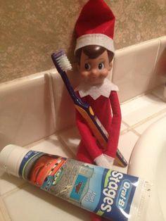 Dental hygiene elf