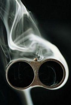 Smoking gun....