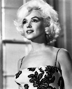 Marilyn Monroe, c. 1960.
