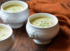 TESTED  & PERFECTED RECIPE – This potato leek soup, a French classic, is creamy, easy, quick and delicious!