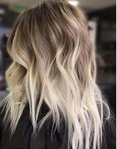 26 Balyajlı Saç Rengi Modelleri 2017   Güzelkız.com