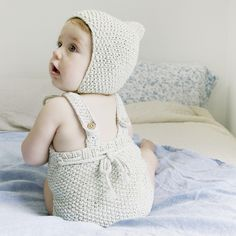Misha and Puff — Starfish Sunsuit