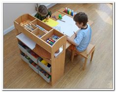 Kids Table And Chairs Set Wooden Play Room Toddler Child Game Toys  Safari, Tables and Products on Pinterest
