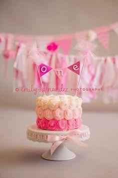 NatalieKMudd: Pretty In Pink 1st Birthday