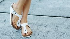 Comfort is cool again: spring's hot shoe