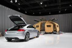 TT Pavilion by Konstantin Grcic for Audi - News - Frameweb
