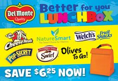 Life According To GreenVics: Better for you Lunchbox Coupon Savings! #BetterFor...