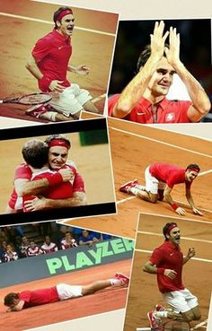 No body have your titeles in the HISTORY just the best one , no one in long time can overcome your titles , your tenis , your GLORY.