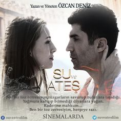 Su Ve Ates . I want a love like theirs . Film Books, Music Film, Things I Want, Love, Movie Posters, Amor, Film Poster, Movie, Billboard