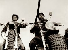 Clasp Garage: Bud Spencer & Terence Hill in Altrimenti ci arrabbiamo