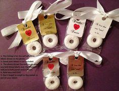 30 Personalized Lifesaver Favor Labels for by WeddingFavorsGalore