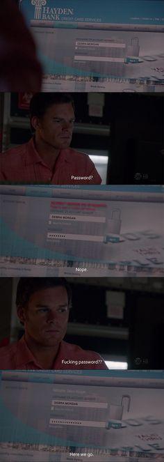 Dexter Season 8 Episode 1