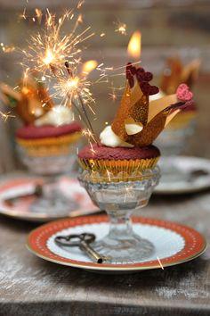 Alice, Red Kings Red Velvet Cupcakes