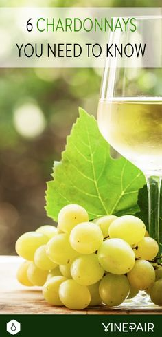 If you love Chardonnay, you'll love these wines.