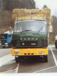 Trucks, Bern, Truck