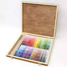 Holbein Soft Pastel 250 Color Set 27895 fromJAPAN for sale online Soft School, Pastel Colors, Soft Pastels, Drawing Letters, American Crafts, French Artists, Animal Design, Prismacolor, Wood Boxes