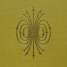Erik Nitsche, design for book binding of the series New illustrated library of science and invention, 1963