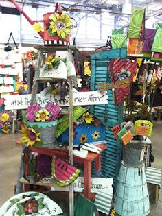 Heart to Heart Kiel, Wisconsin  there booth and blog